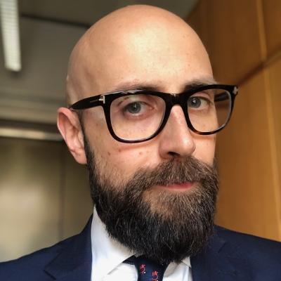Dr. Luca Ferrais